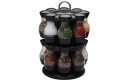 Spice Rack (Revolving, 16 Empty Jar) sorry out of stock